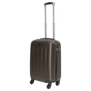 Маленький чемодан Benelux коричневый