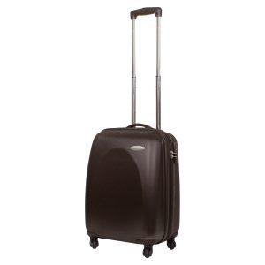 Маленький чемодан Galaxy коричневый