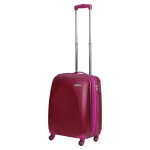 Маленький чемодан Galaxy лиловый