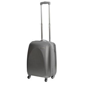Маленький чемодан Galaxy серебро