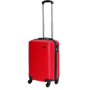 Маленький чемодан Las Vegas красный