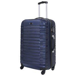 Большой чемодан Nevada синий