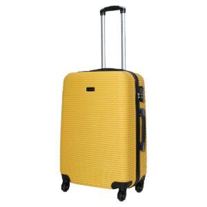 Средний чемодан Sierra Madre желтый