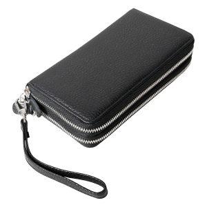 Борсетка портмоне черная 1501F