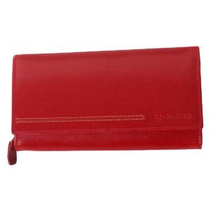 Женский кошелек красный 87 London