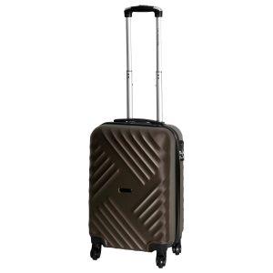 Маленький чемодан Chicago коричневый